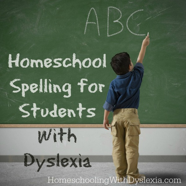 how to teach spelling to dyslexics