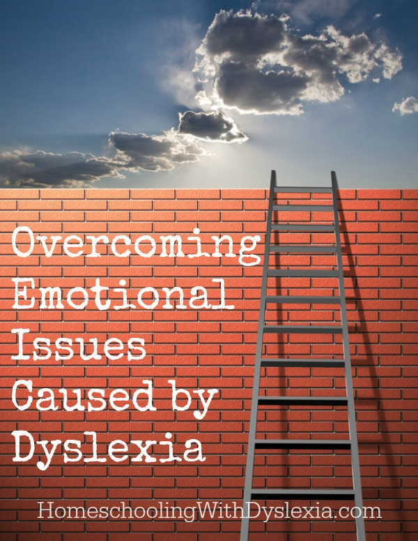 Overcoming Emotional Issues Caused by Dyslexia