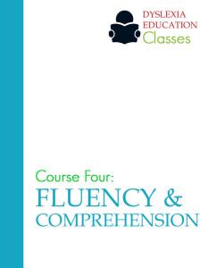 fluency comprehension dyslexia