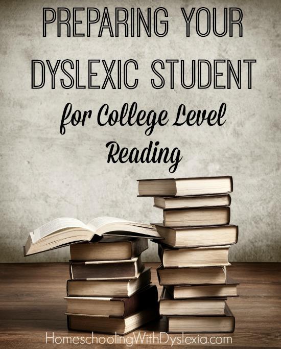 college level reading