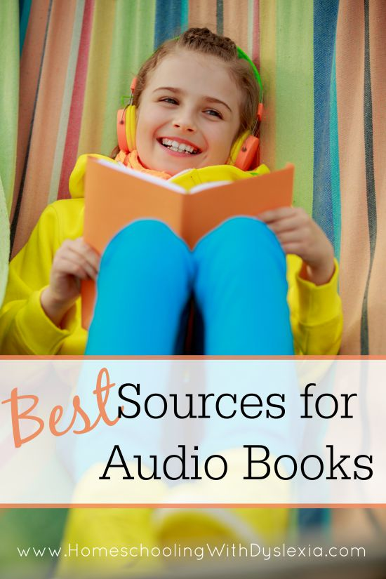 Best Sources for Audio Books