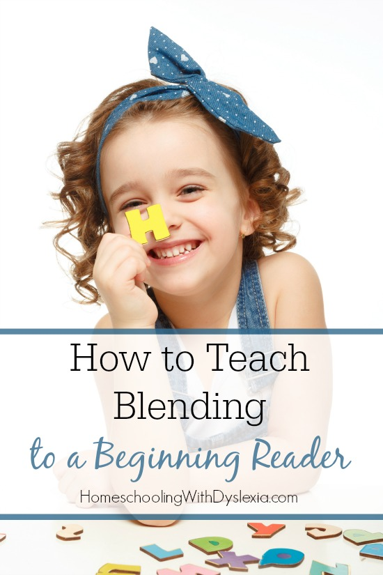 teaching blending