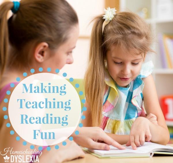 Make Teaching Reading Fun