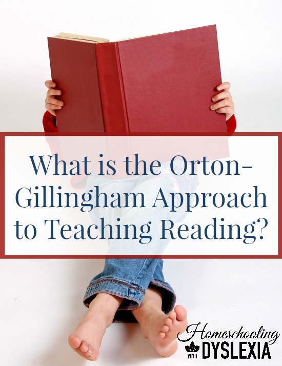 What is Orton Gillingham