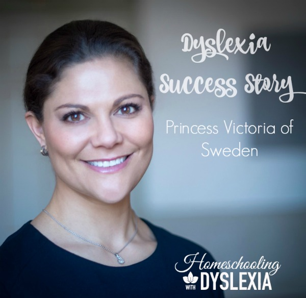 Dyslexia Success Story Princess Victoria