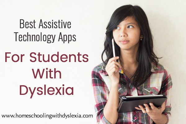 Best Apps for Students With Dyslexia