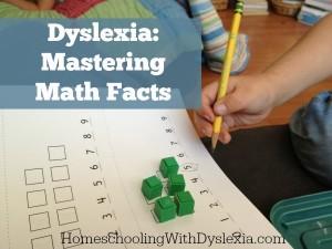 Dyslexia Mastering Math