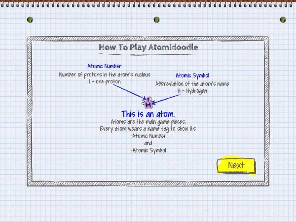 Atomidoodle App 3