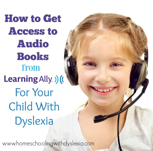 How to Get Audio Books From Learning Ally
