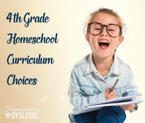 Homeschool Curriculum for 4th Grade – Reader Picks!