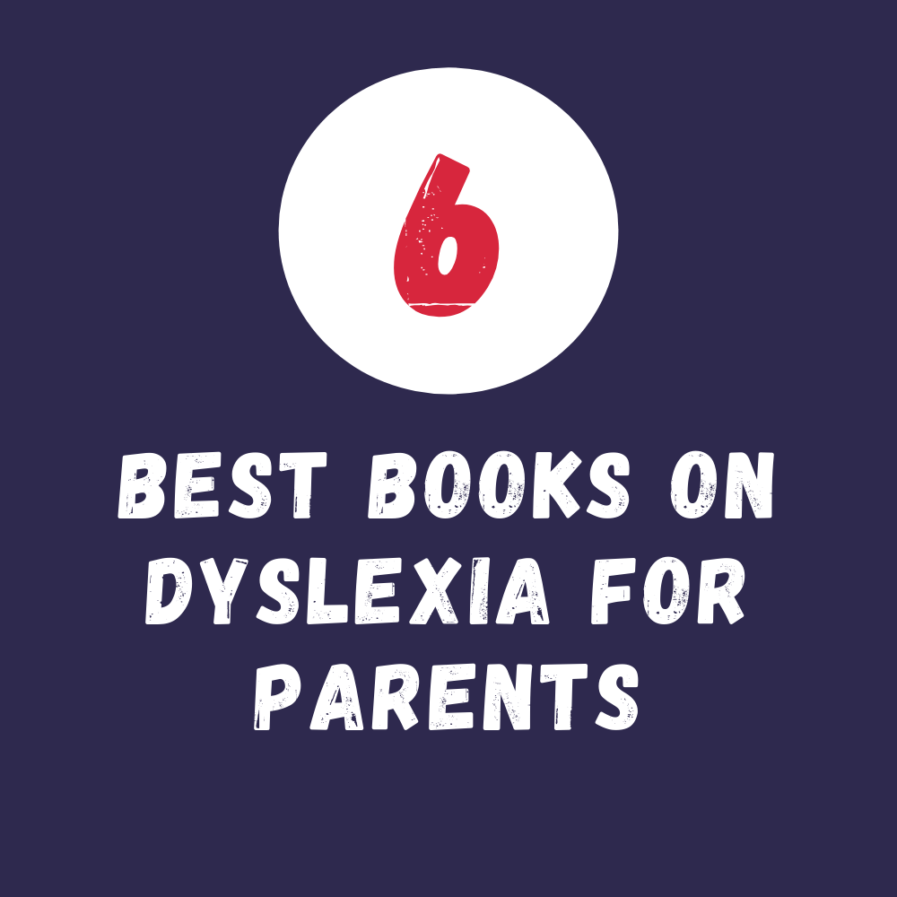 parents can learn about dyslexia by reading these books