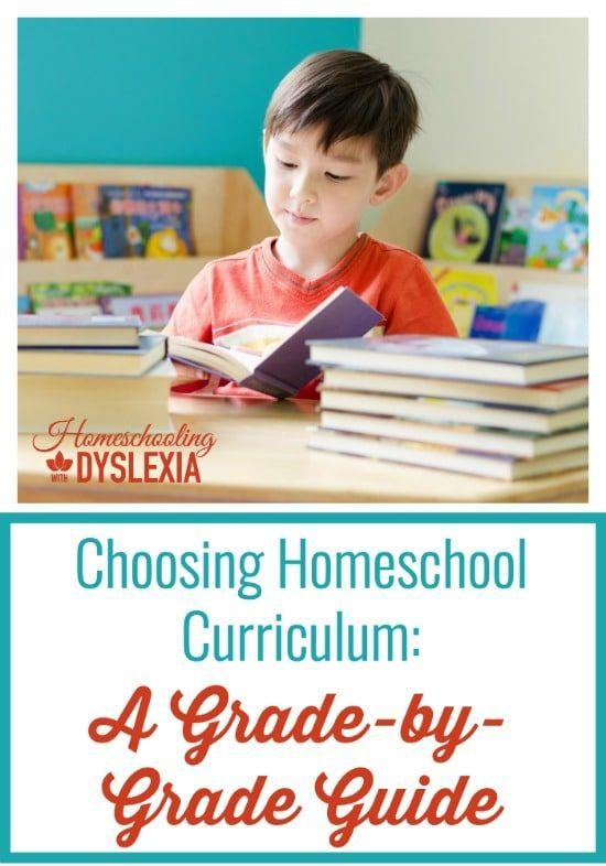 After homeschooling kids with dyslexia for over 20 years, this is what is I've learned is important to focus on at each grade and how to choose the best homeschool curriculum.
