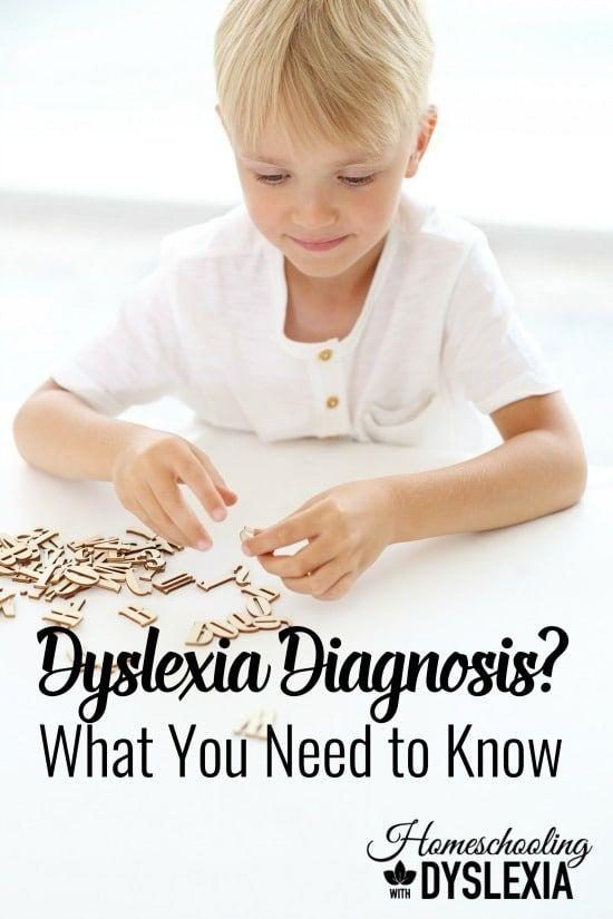 8 Things You Need to Know After a Dyslexia Diagnosis
