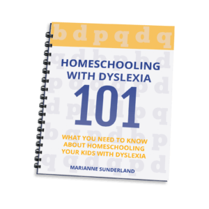 HomeschoolingWithDyslexia101_3d_300 (1)