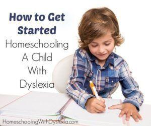 how to teach a dyslexic child the time