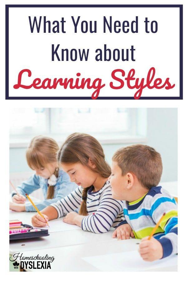 Understanding your child's learning style will help you teach them the way that they learn. Some of the different learning styles are auditory, visual or kinesthetic pathway. Let's take a look at the different ways your child may learn.