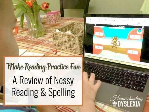 Nessy Reading and Spelling for Dyslexia