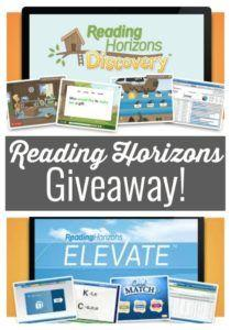 reading horizons giveaway