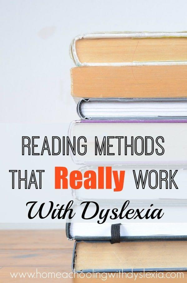 The bottom line in knowing how to teach kids with dyslexia to read is that there are methods and approaches that have been proven to work and those that haven't.