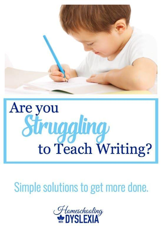 Writing archives homeschooling with dyslexia personally i have often struggled teaching writing to my kids this is ironic because i loved my writing classes all through school and i am a blogger who fandeluxe Gallery