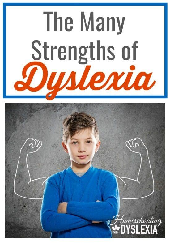 The Strengths of Dyslexia
