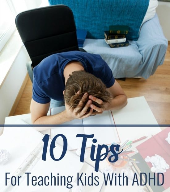 10 tips adults adhd