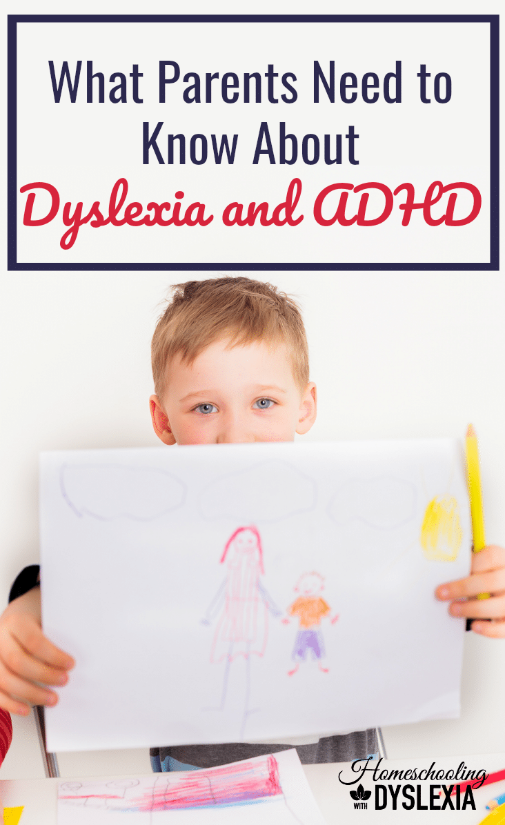 Most people are unaware of the connection between dyslexia and ADD or ADHD. We are going to take a look at what parents need to know about dyslexia and ADD or ADHD.