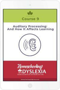 auditory processing help