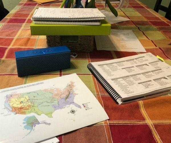 Homeschool morning time curriculum