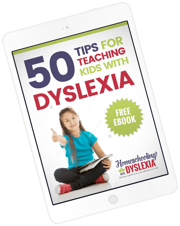 Homeschooling with dyslexia download the free ebook fandeluxe PDF