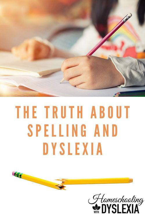 Why teaching spelling to kids with dyslexia is so hard